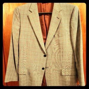 Joseph A Banks suit jacket. 46 regular. Excellent